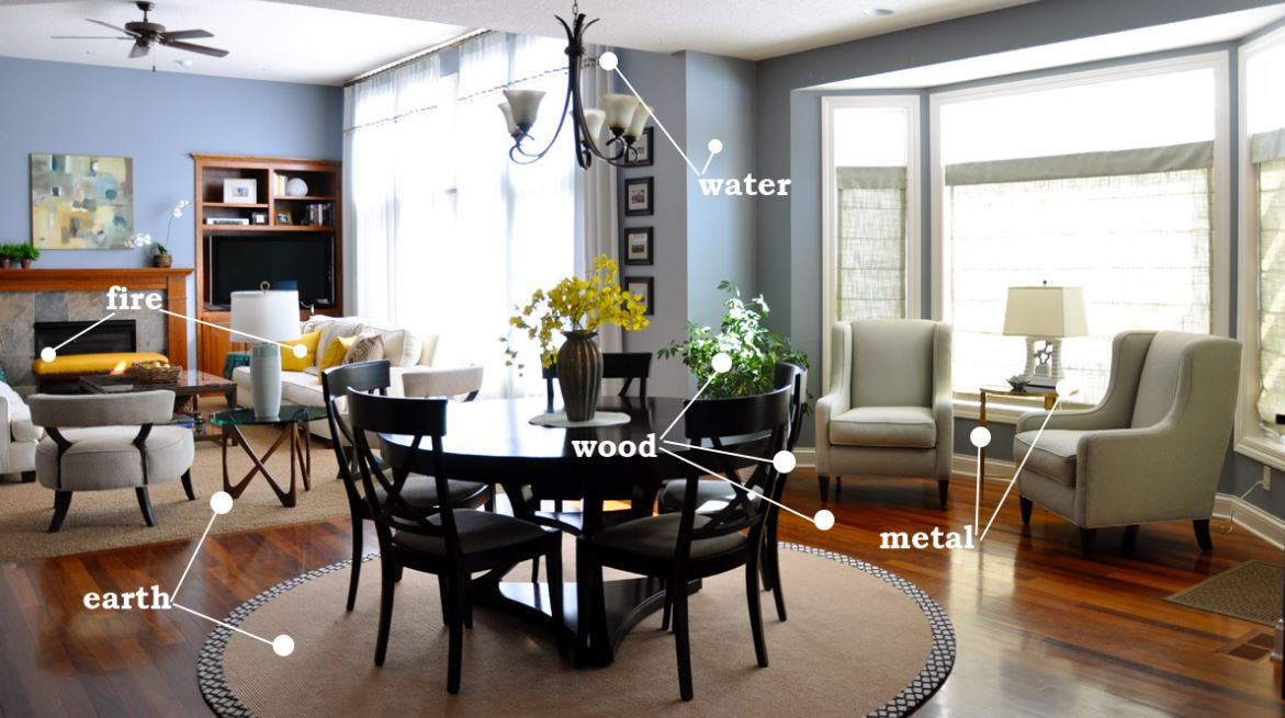 Feng shui cures for your home