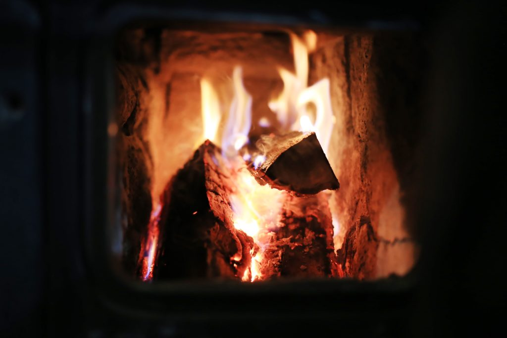 fire, fireplace, wood, warm, blaze, christmas, south element, south bagua, bagua direction