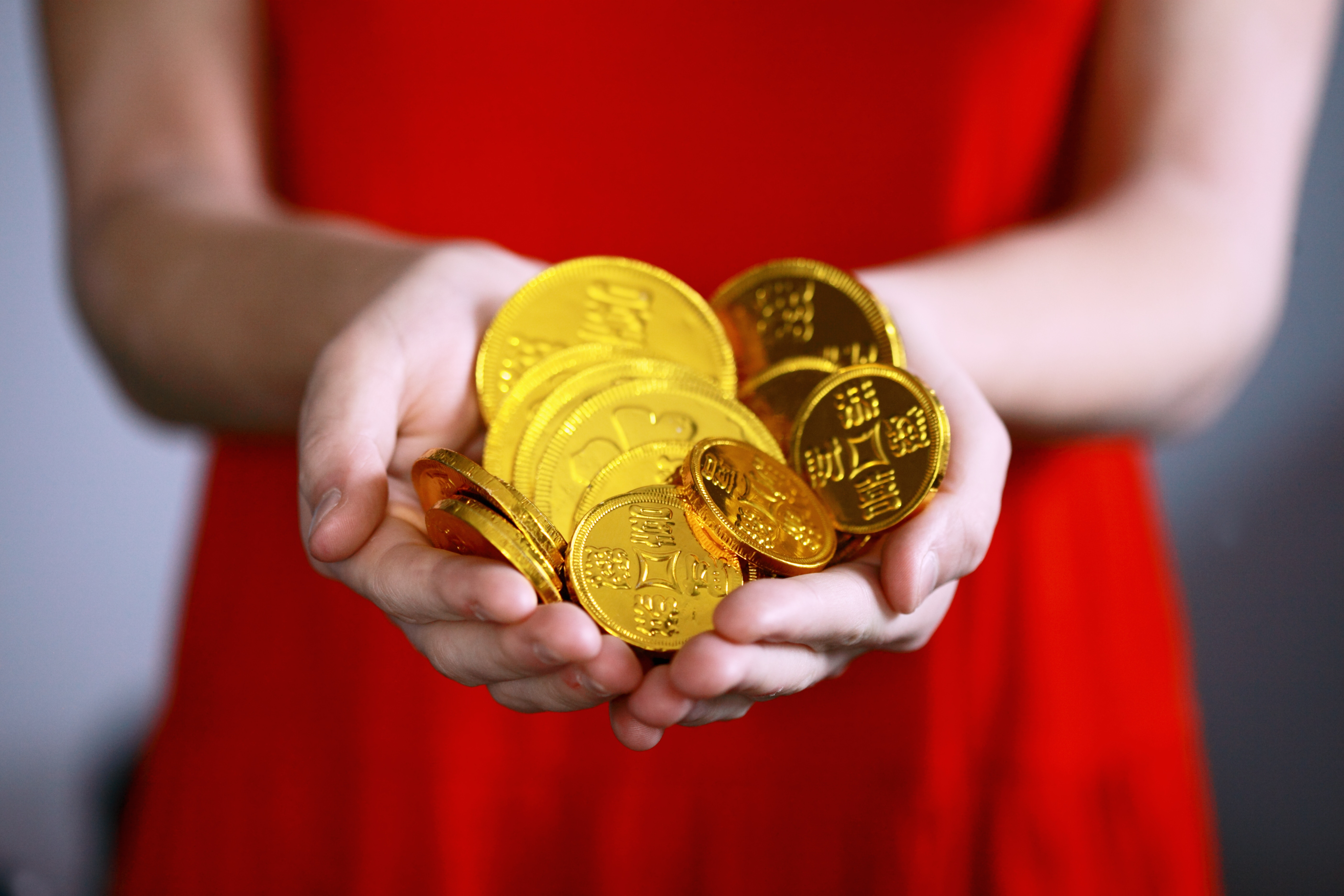 gold coins feng shui philippines